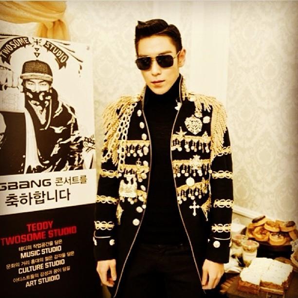 [PHOTOS] BIGBANG @ Backstage Alive Final In Seoul Take