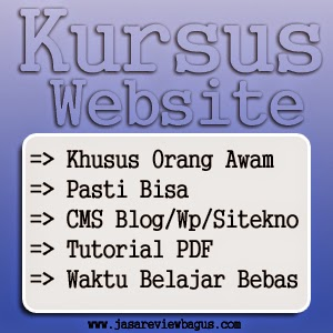 Krusus Private Website Medan