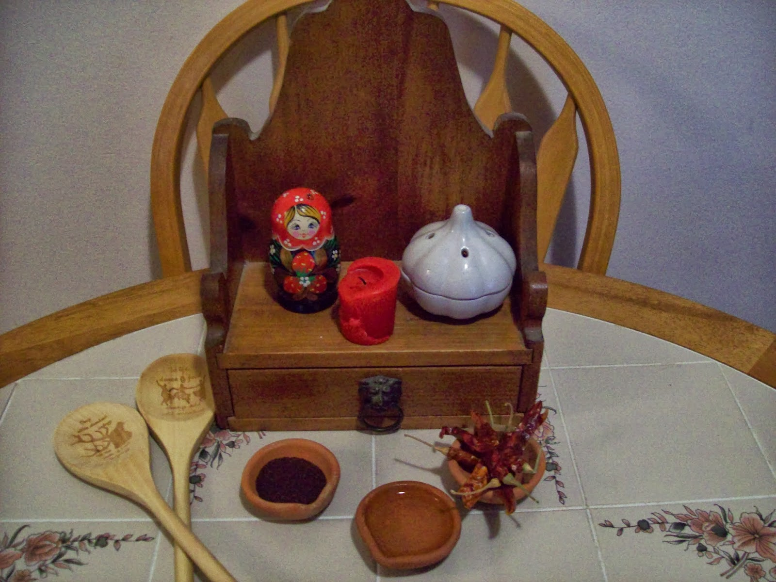 Guide to the Magical Path: How to Set up a Kitchen Witch Altar on witch potion labels, cowboy kitchen ideas, witch kitchen decor, pumpkin kitchen ideas, haunted kitchen ideas, decorate kitchen ideas,