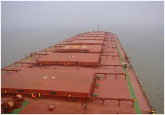 Dry Bulk Shipping Earnings Set for Comeback