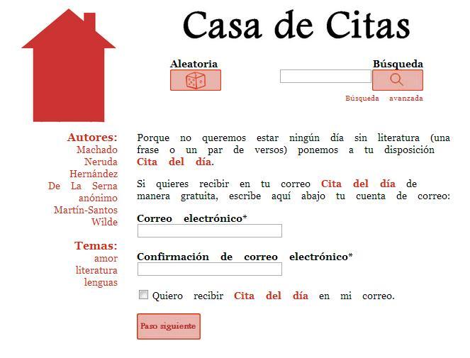 Blog De Casa De Citas Cita Del D A A Tu Correo