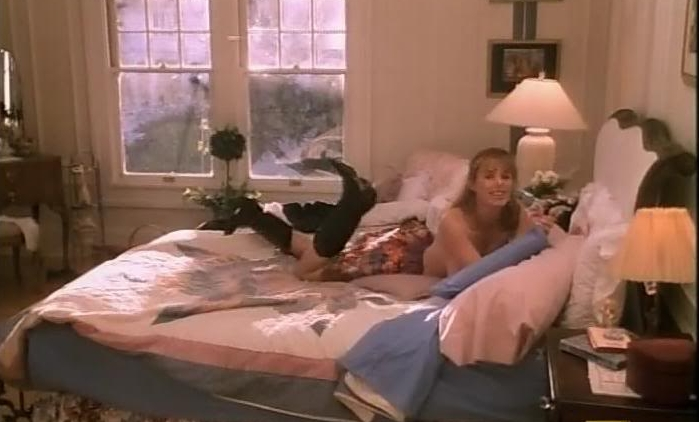Shannon Whirry topless in bed Mirror Images II 1993 movieloversreviews.blogspot.com