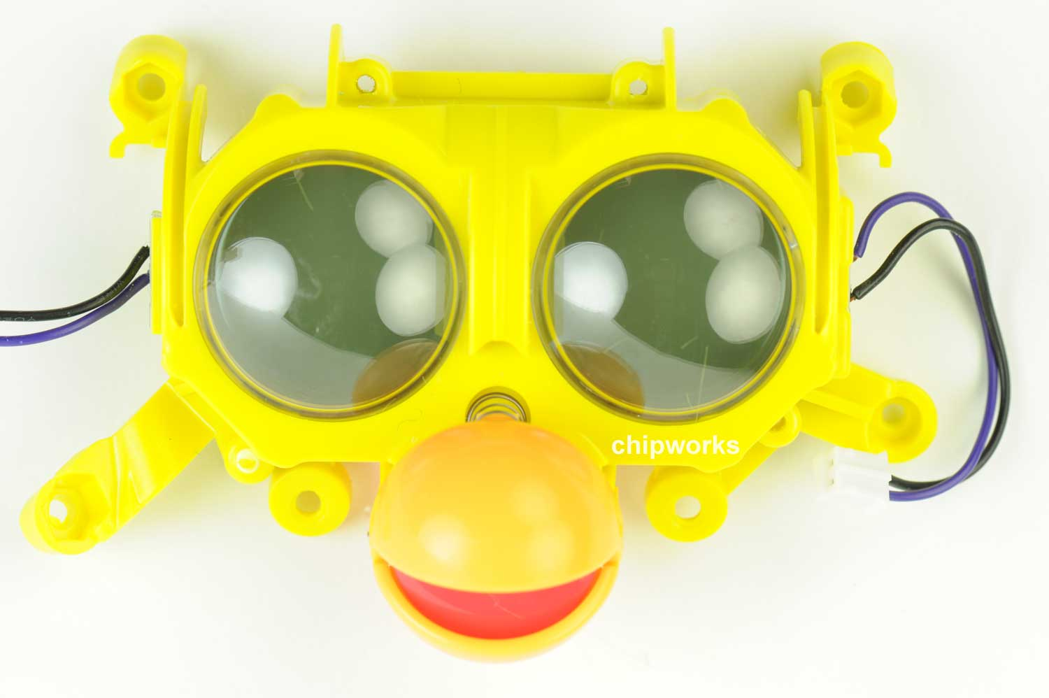 Robotz Sf Furby 2012 Hacking Furbycircuitbendingjpg The Is Back And Has Some Pretty Cool Lcd Eyes
