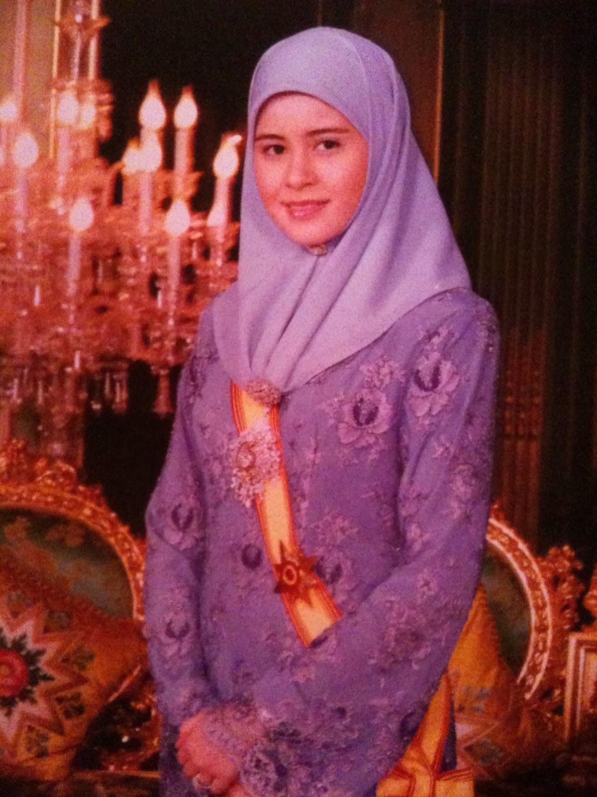 Pengiran Anak Sarah lambang Wanita Moden Brunei