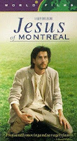 "Cover from Canadian movie ""Jesus of Montreal"""