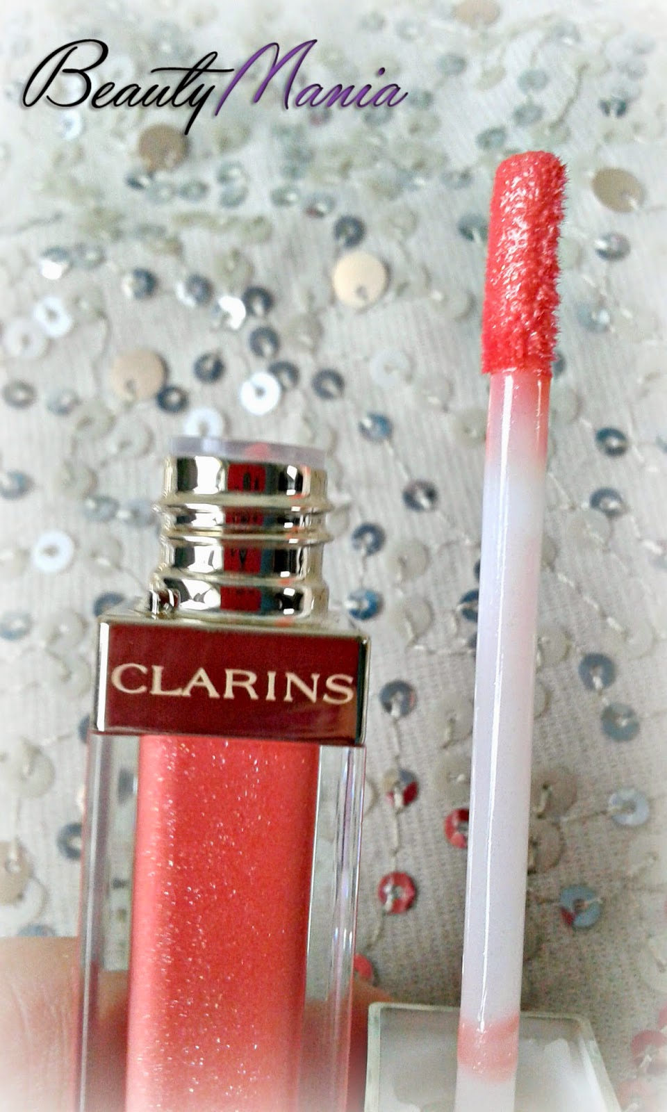 beauty mania clarins