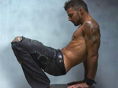 Our Boy Ricky Martin!