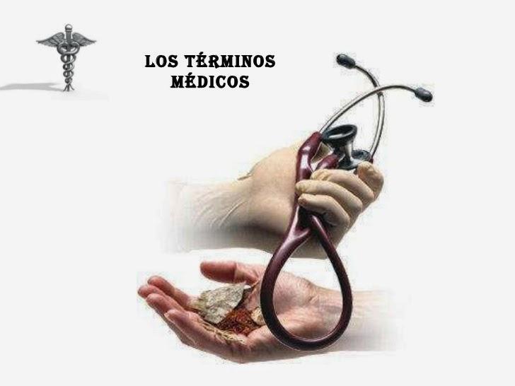 Terminología Médica