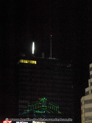 fetival of lights, berlin, illumination, 2012, Europa Center