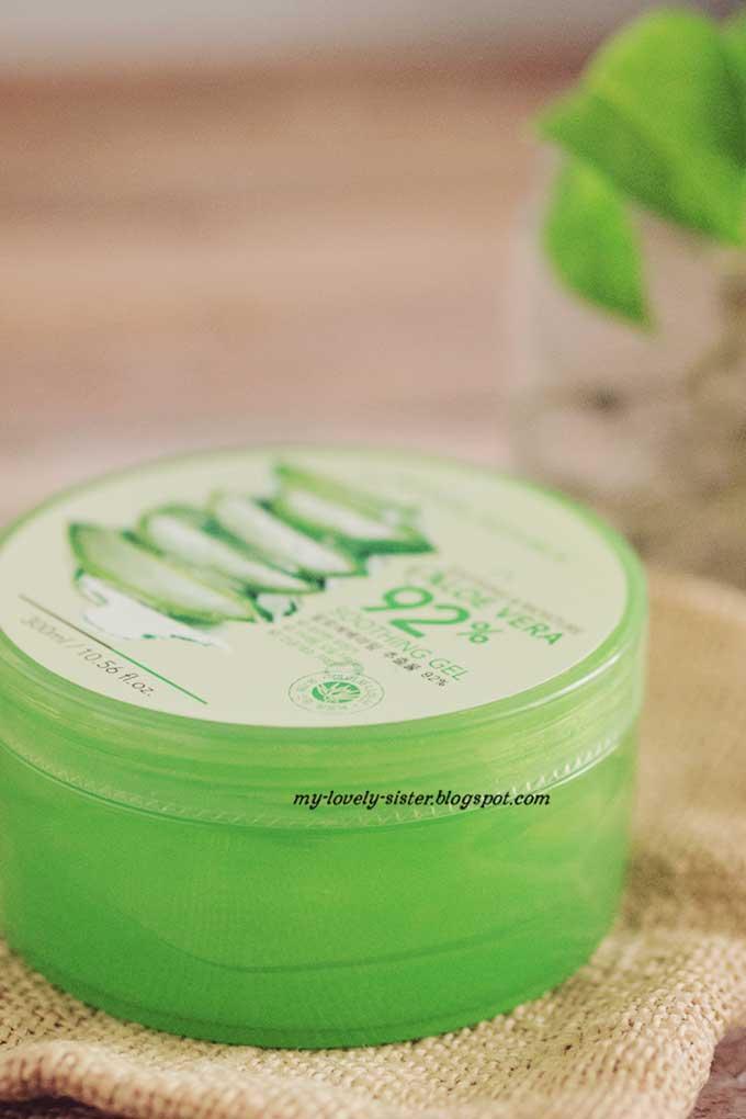 Nature Republic Aloe Vera Skin Care Set Review