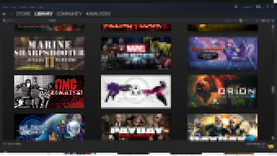 STEAM Library