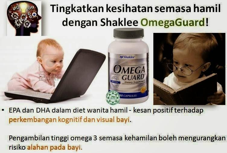 omega guard bagus untuk ibu hamil