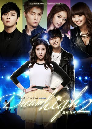 Dream High 2 (2012) 2012 movie poster