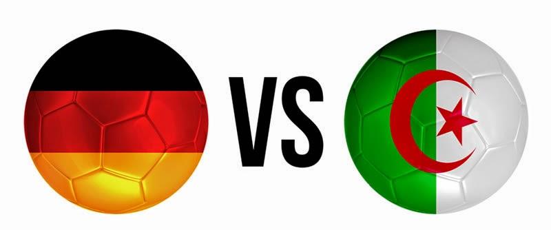 Alemania 2 - 1 Argelia (eliminado).