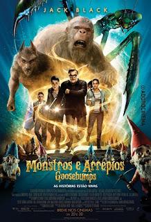 Goosebumps Monstros e Arrepios