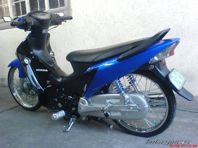 Top modifikasi motor honda supra fit new