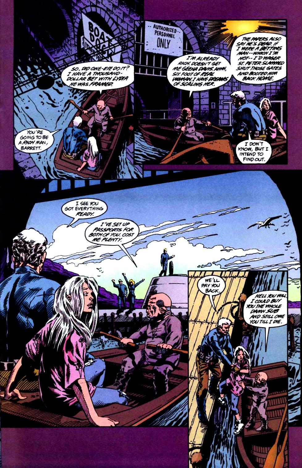 Deathstroke (1991) Issue #47 #52 - English 12
