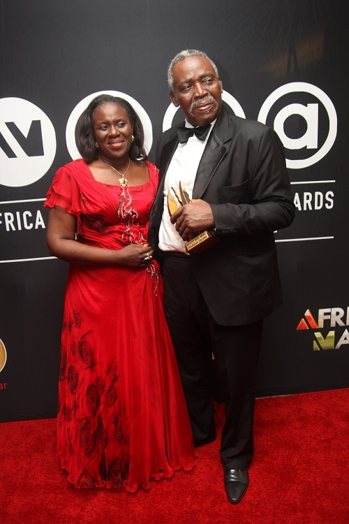 olu jacobs and wife joke silva