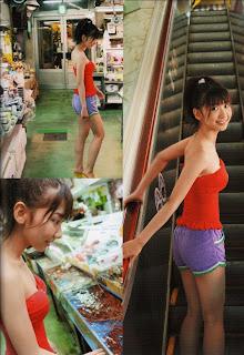 Ijou Kashiwagi Yuki Deshita Photobook pics 45
