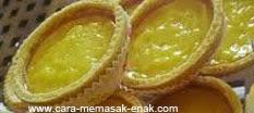 resep praktis dan mudah membuat (memasak) makanan khas bali kue pie susu spesial enak, lezat