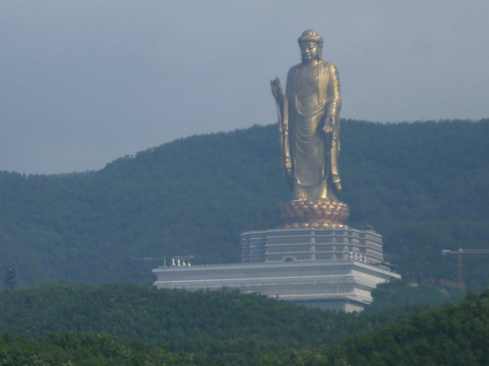 2019, Buda de Primavera (China)