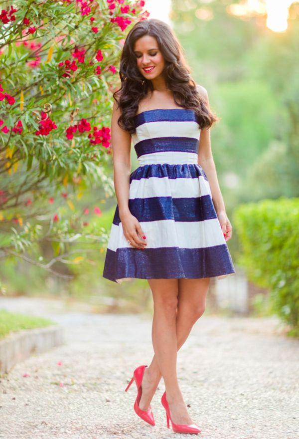 Outfits con vestidos de moda | Tendencias