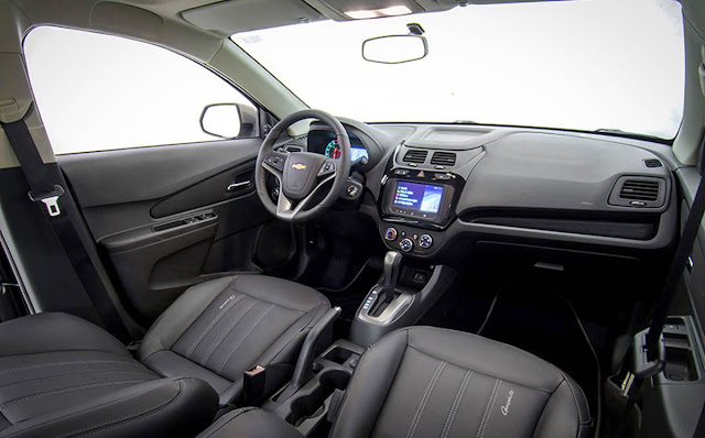 Chevrolet Cobalt Graphite 1.8 2016