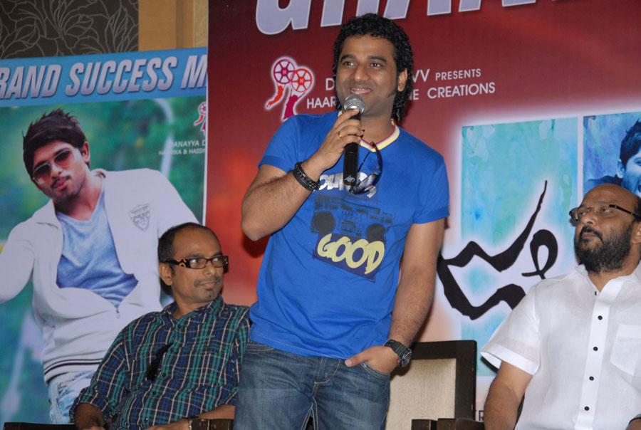 Allu Arjun's Julayi Movie Success Meet Photos-HQ-Photo-12
