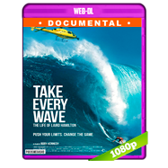 Take Every Wave: The Life of Laird Hamilton (2017) WEB-DL 1080p Dual Latino-Ingles