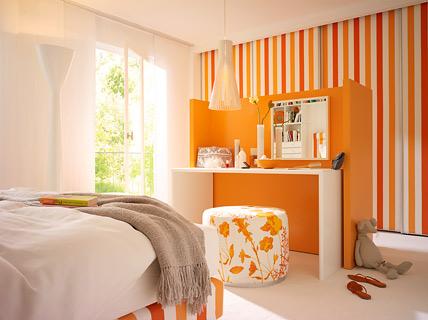 Naranja por la cortina del hotel 2 - 2 part 1