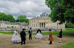 JOURNEES DU PATRIMOINE 2015 au château du MARAIS.19 et 20 septembre.