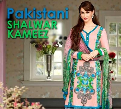 Best Pakistani Shalwar Kameez Suits