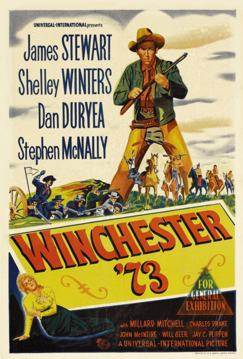 Winchester '73 (1950) Anthony Mann (HD)