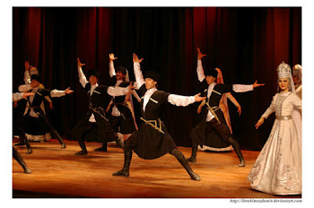 Circassian Folk Dance