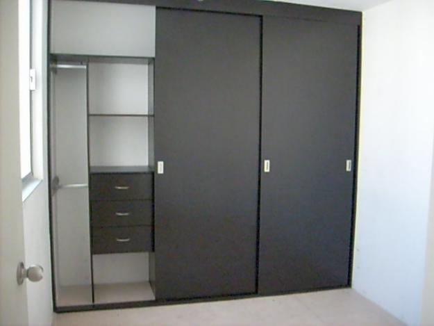 Carpinteria segar closets for Ideas puertas de closet