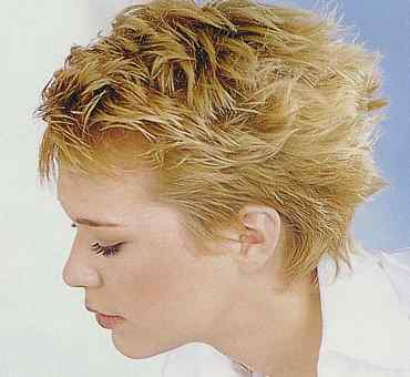 Hairstyles for Short Hair for Older Women