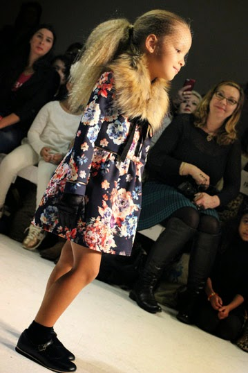 Chichi Mary | petitePARADE Fashion Show Fall 2015:  Imoga model
