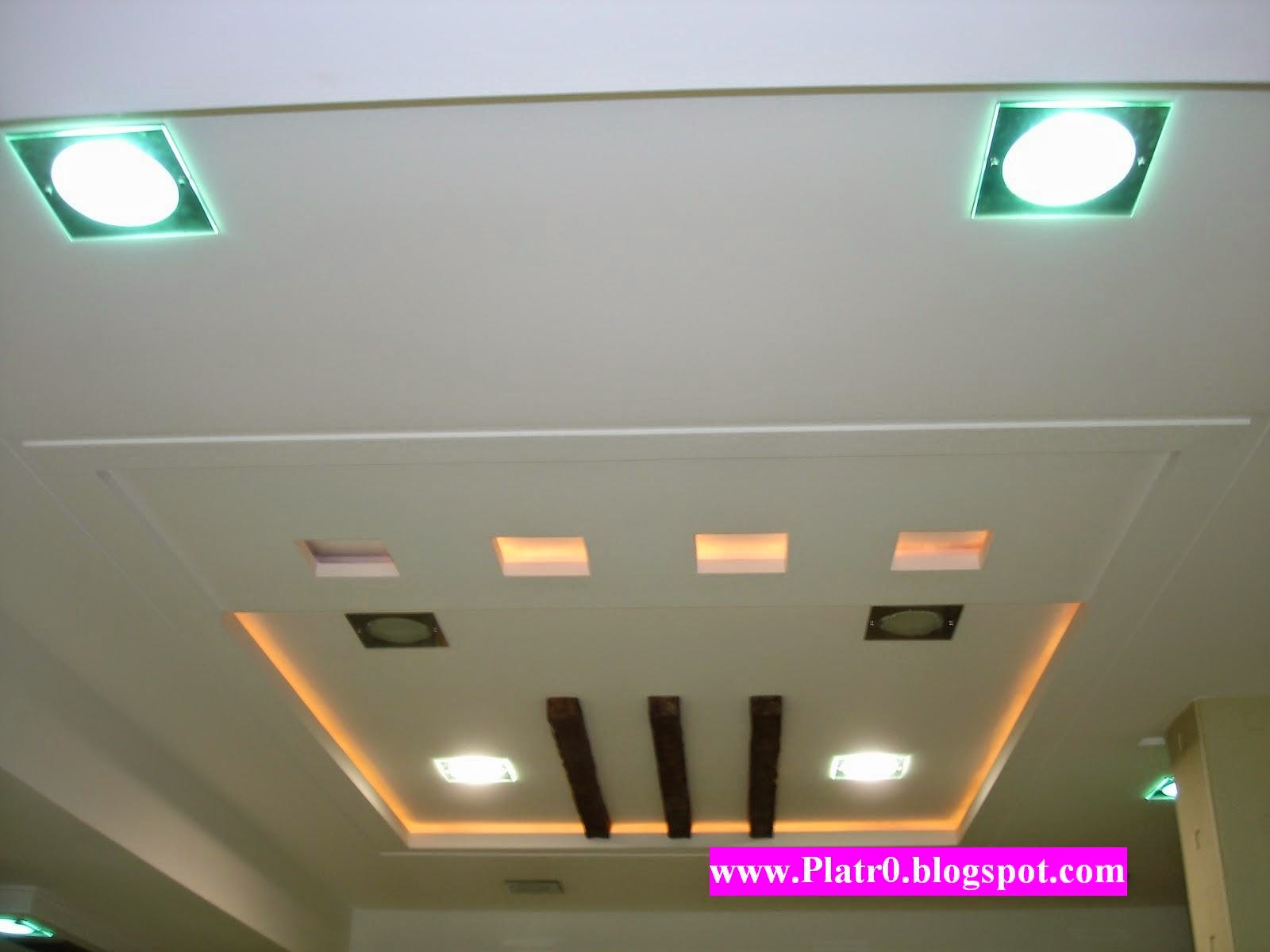 Salon moderne algerie for Platre plafond salon moderne