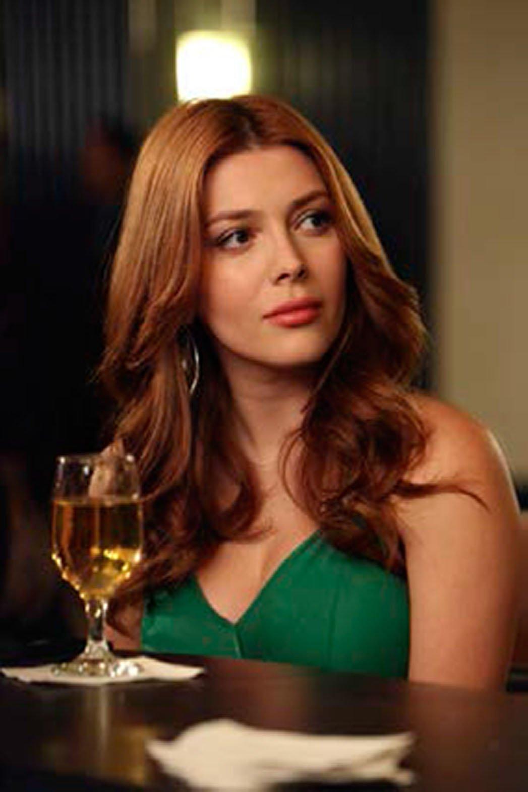 Elena satine red hair