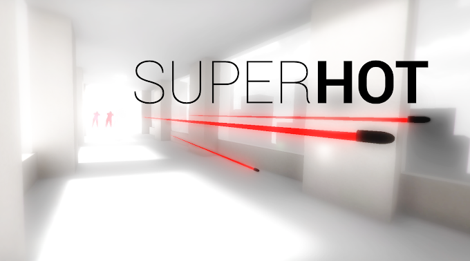 Superhot, the game based on movement