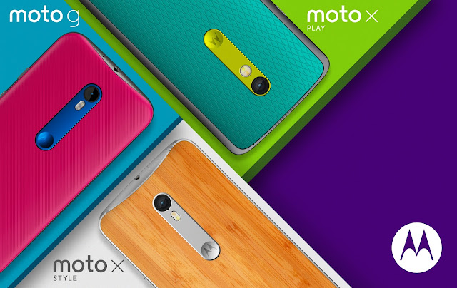 Motorola Launched Moto X Style And Moto X Play With 21MP Rear Cameras