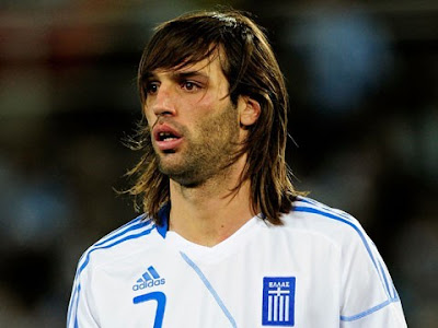 Georgios Samaras grécia atacante