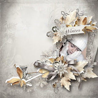 *Winter Dreams* by et designs and FREE add-on!