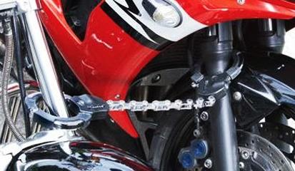 Tips dan Cara Amankan Sepeda Motor Dari Maling