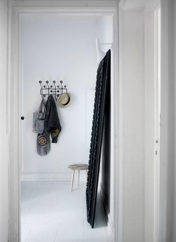 Wonderful scandinavian interior / Nádherný škandinávsky interiér