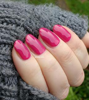 HJ Manicure Candy Pink