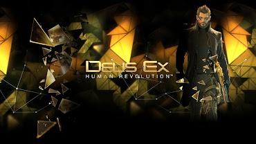 #23 Deus Ex Wallpaper