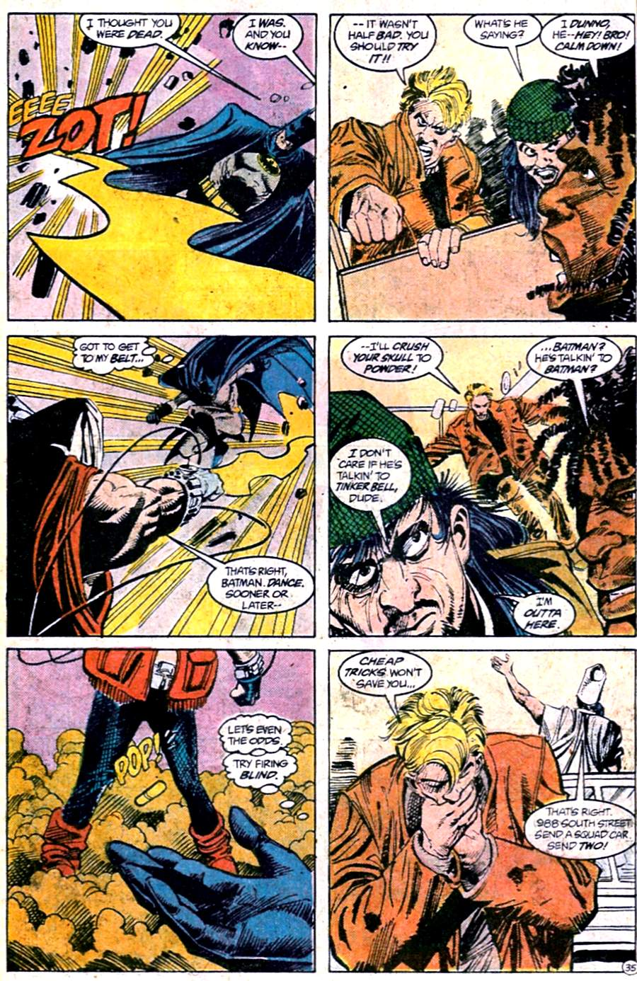 Detective Comics (1937) Issue #598 Page 36