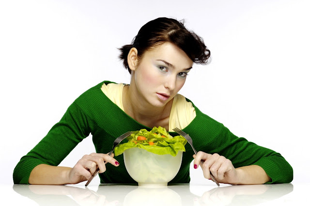 não fazer dieta radical