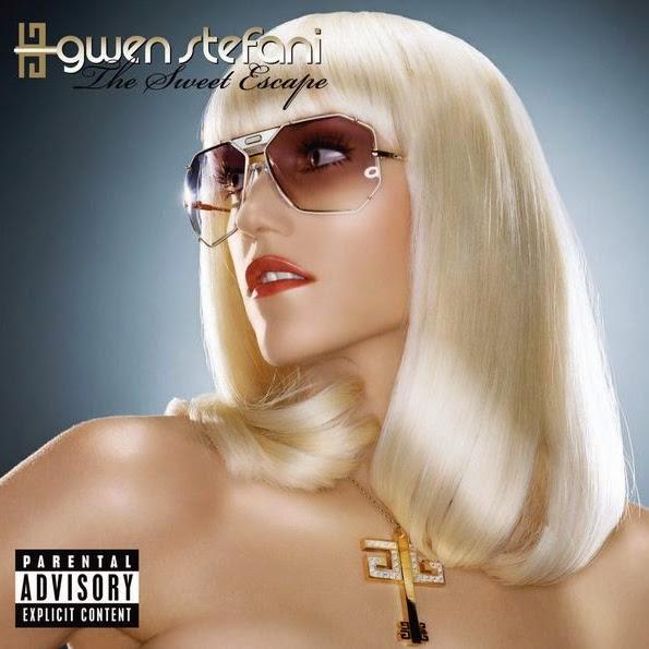 Gwen Stefani - The Sweet Escape Cover